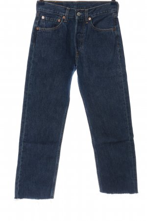 levi strauss & go 7/8 Length Jeans blue casual look