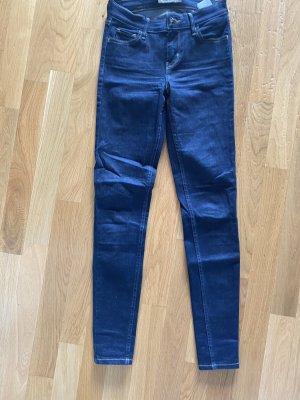 Levis 26 Blau Jeans 710 super skinny