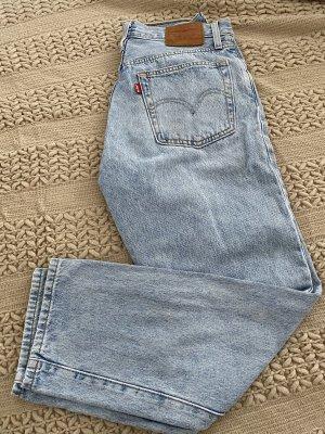 Levis Jeans baggy bleu clair