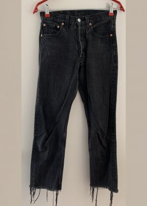 LEVIS 501 Mom Jeans