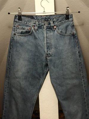 Levis Jeans taille haute multicolore