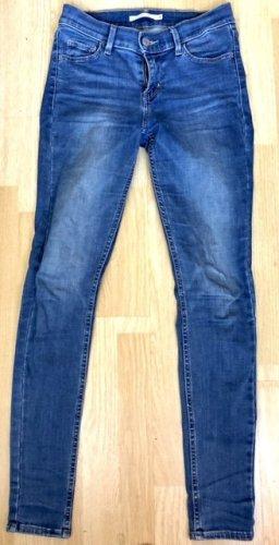Levis 710 Innovation Super Skinny Jeans Fit