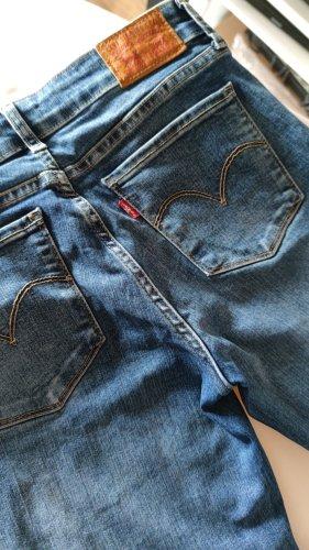 Levis 711 Skinny Jeans - Größe 28