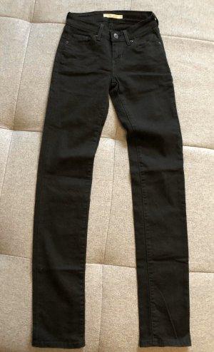 Levi's Low Rise jeans zwart