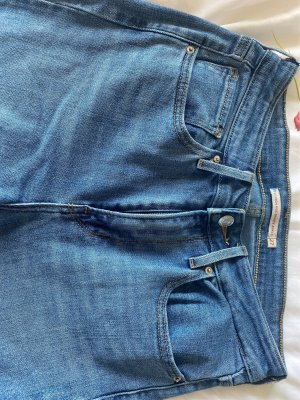 Levis 721 High Rise Skinny Ankle