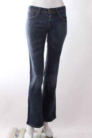 Levis Boot Cut Jeans blau