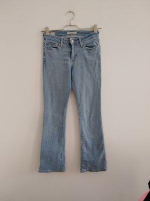Levi's Jeans bootcut bleu azur