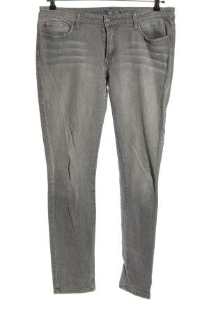 Levis Slim Jeans hellgrau Casual-Look