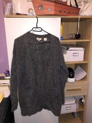 Levi's Chaqueta estilo camisa gris