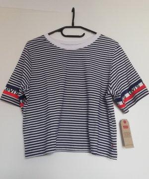 Levis Crop Shirt S