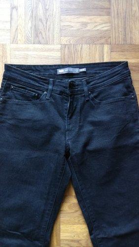Levi's Boot Cut Jeans black