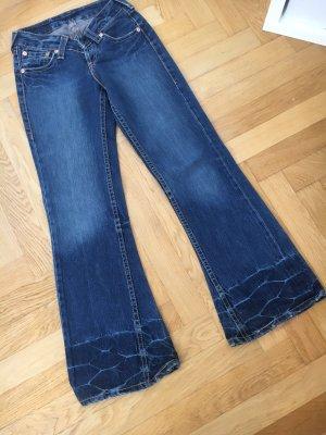 Levis designer Vintage Jeans aus Kapstadt 27/32 Flared low waist
