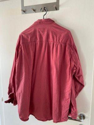 Levi's Jeansowa koszula jasnoczerwony