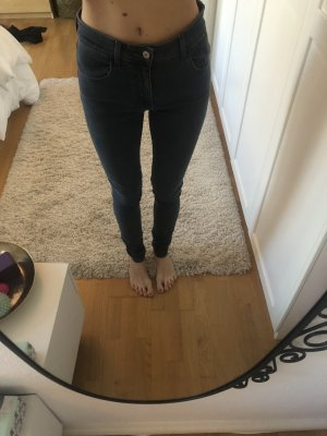 Levis High Rise Skinny