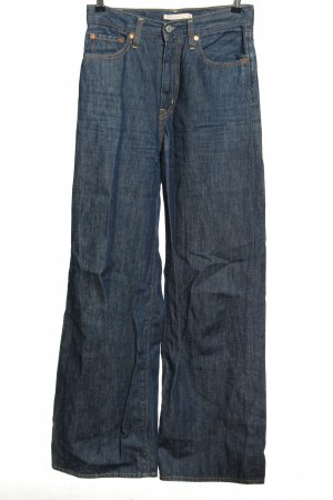 Levis High Waist Jeans blau Casual-Look