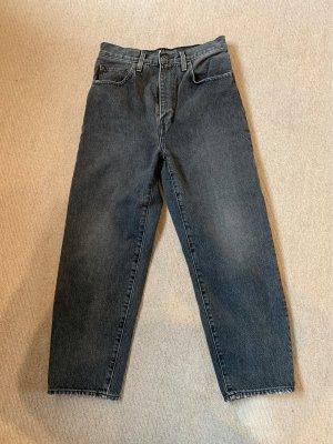 Levi's Jeans a vita alta antracite