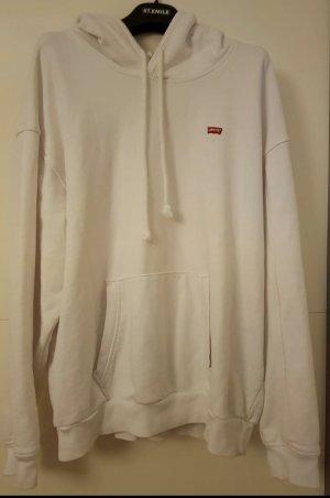 Levi's Camicia con cappuccio bianco