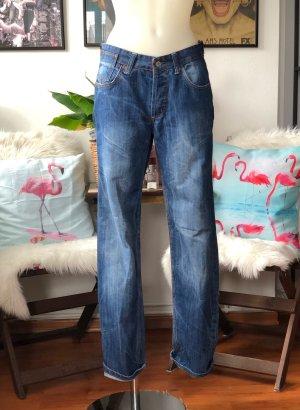 Levis Jeans 506 W30 L 34 Verstellbare Jeans