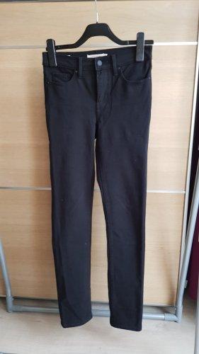 Levis Stretch Jeans black
