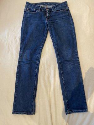 Levi's Jeansy o kroju boot cut niebieski