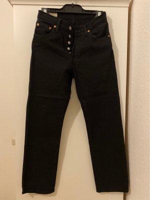 Levis jeans black