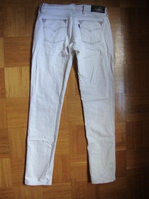 Levi's Jeans slim blanc-blanc cassé