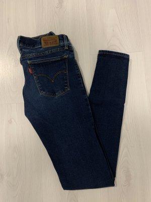 Levis Jeans dunkelblau Gr. 27