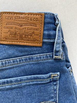 Levi's Skinny Jeans multicolored