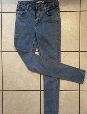 Levis Jeans skinny blu fiordaliso