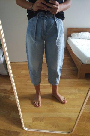 levis jeans im 80er jahre stil