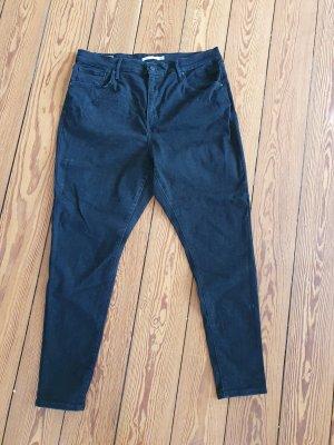 LEVIS + Jeans Mile High in schwarz Größe 16