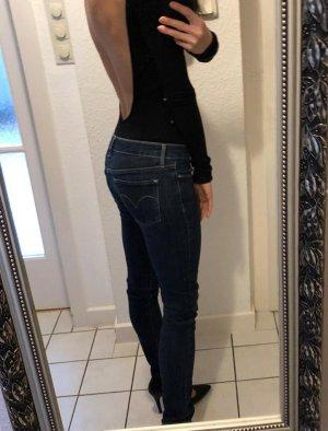 Levis Jeans W27 L34 Slight Curve Skinny