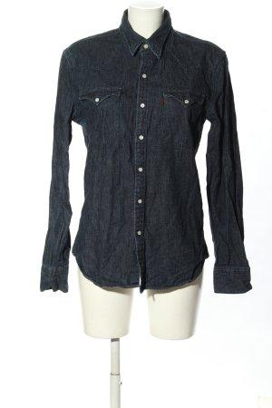 Levis Chemise en jean bleu style décontracté