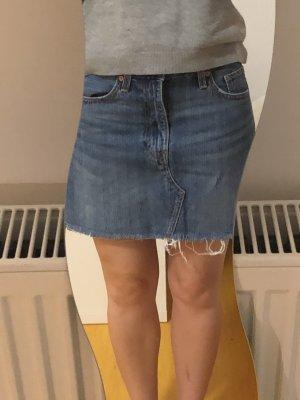 Levi's Denim Skirt blue-dark blue