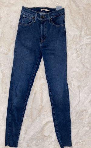 """Levis """"Mile High Super Skinny"""" Jeans"""