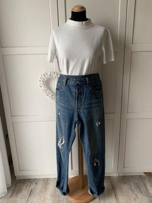Levi's Boyfriend jeans blauw