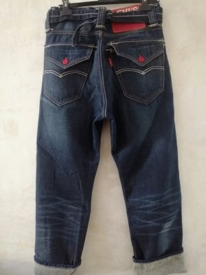 Levi's Baggy jeans donkerblauw