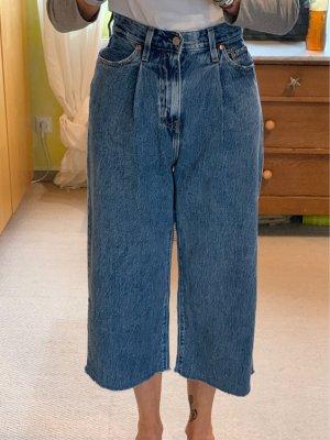 Levi's Jeans a vita alta azzurro