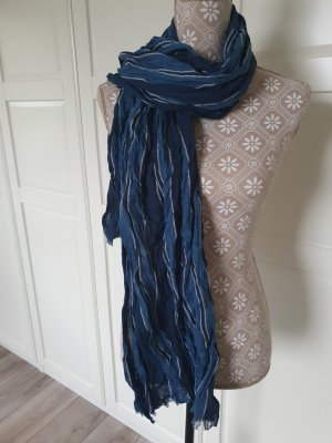 Levi's Fringed Scarf multicolored