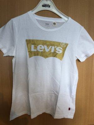 Levis Shirt gold