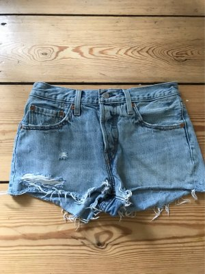 Levis Shorts Jeansshorts high w 26