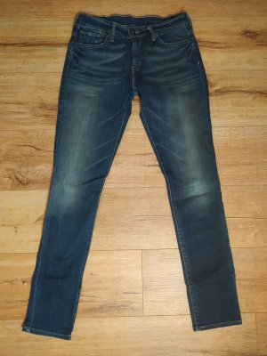 Levis Skinny Boyfriend Jeans, 26/34 (oversized), mega Wash