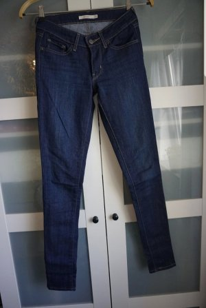 Levi's Jeans skinny blu