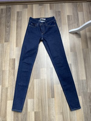 Levis Super Skinny Jeans 710