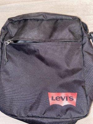 Levi's Marsupio nero-rosso