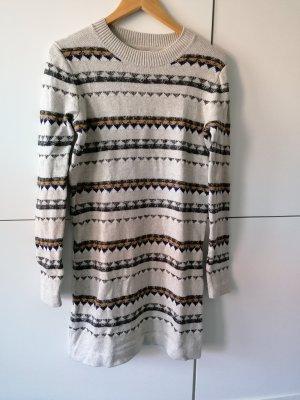 Levi's Vestito di lana grigio chiaro-beige