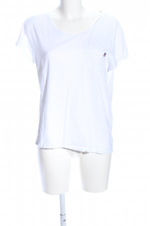 Lexington T-Shirt weiß Casual-Look