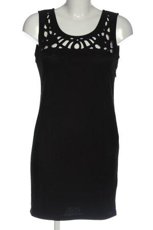 Lexxury Mini Dress black casual look