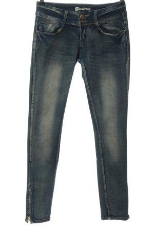 Lexxury Tube Jeans blue casual look
