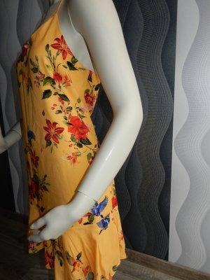 Lez a Lez Sehr schönes Luftiges Sommer  Kleid  Baumwolle Gr 36-38